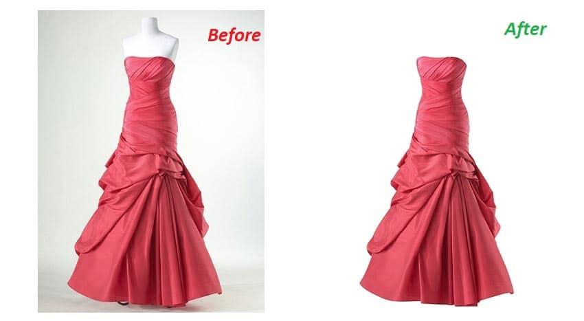 before retouching